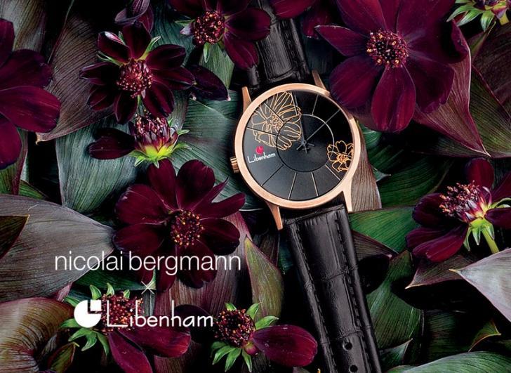nicolai bergmann × Libenham