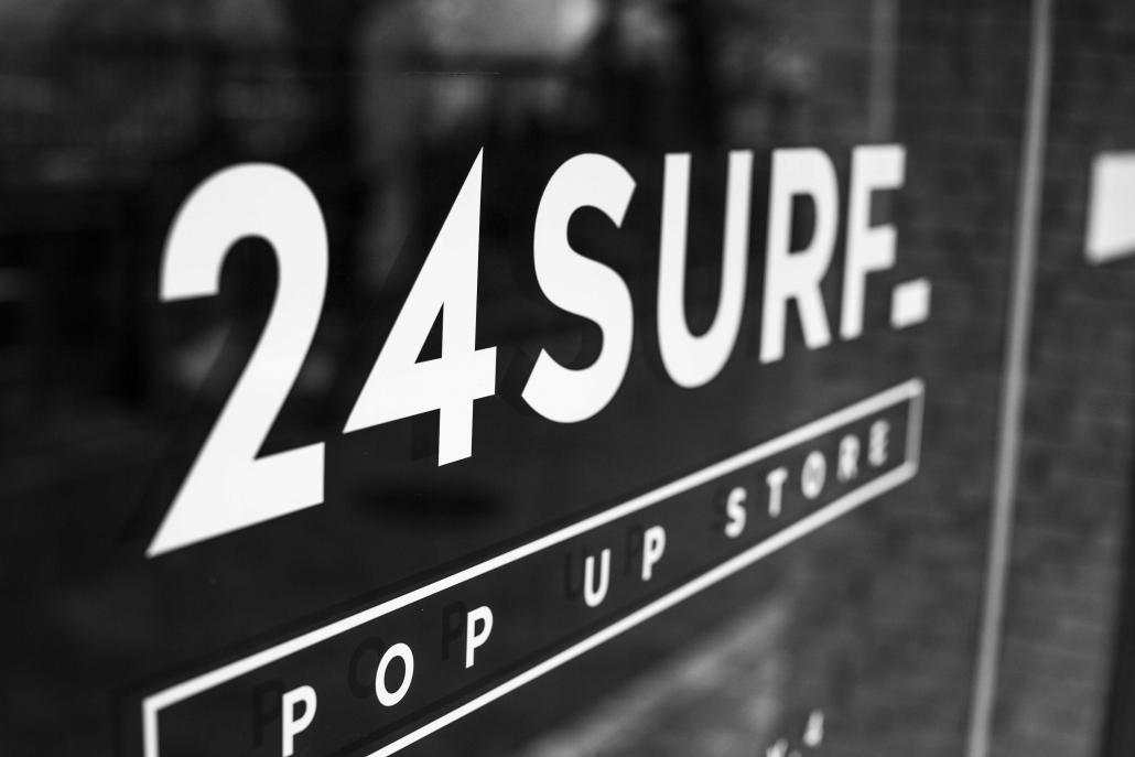 24SURF_  POP UP STORE