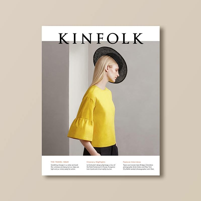 KINFOLK JAPAN EDITION Vol.13