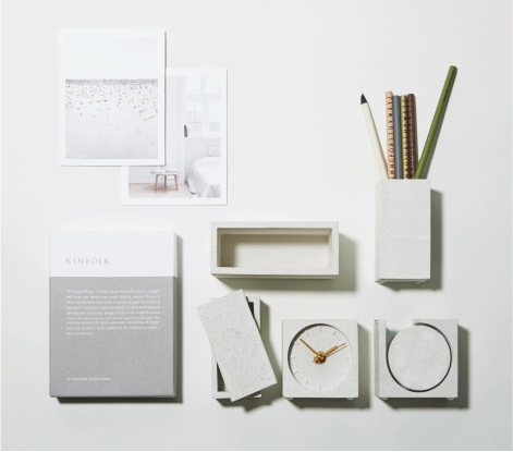 Ouur Stationery Series