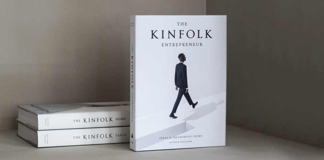 Pre-Order: The Kinfolk Entrepreneur