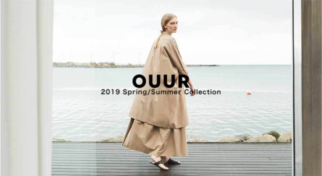 OUUR 2019 Spring / Summer Collection