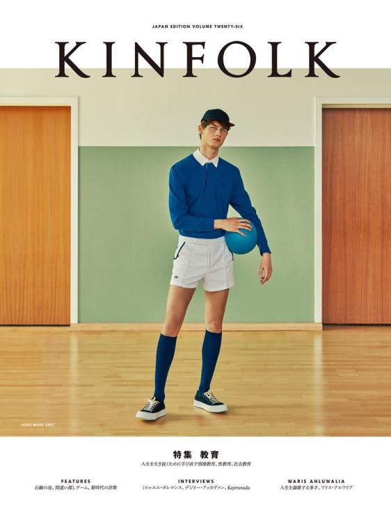 KINFOLK JAPAN EDITION vol.26