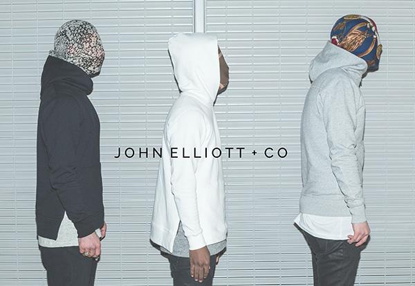 JOHN ELLITOTT + CO