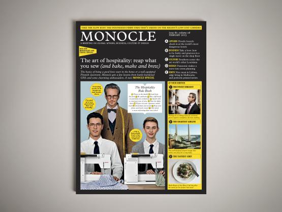 MONOCLE ISSUE 80