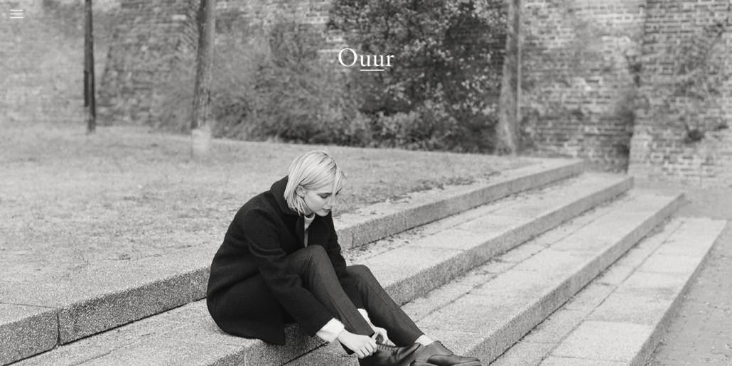 Ouur  Current Collection:Autumn / Winter 2015