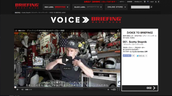 VOICE TO BRIEFING